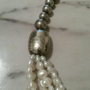 Silpada Jewelry - Silpada Pearl Necklace